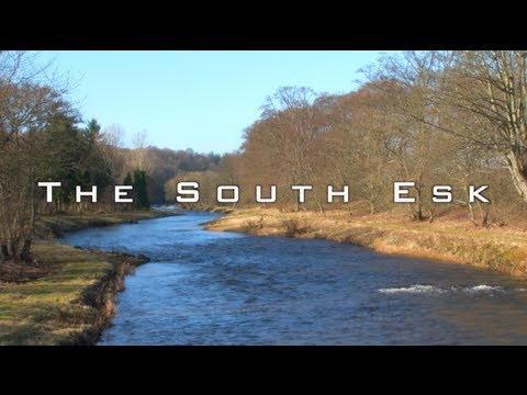 South Esk Spring Salmon Fishing - With Andy Richardson