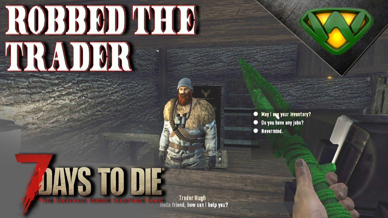 trader 7 days to die