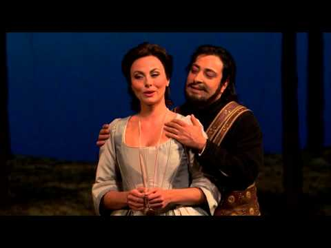 "Rodion Pogossov and Isabel Leonard duet in Mozart's ""Così fan tutte"""