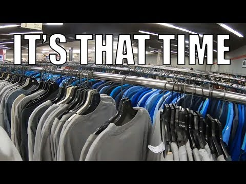 Thrift Store Shopping for Stuff to Sell on eBay - What Sells
