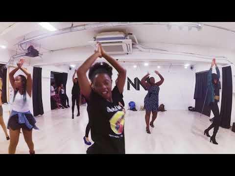 Stiletto Groove Dance Class in Seoul, South Korea w/ Whitney Sol