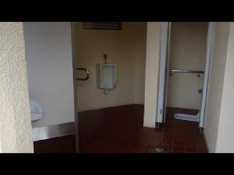 Unisex Public Toilet in Japan
