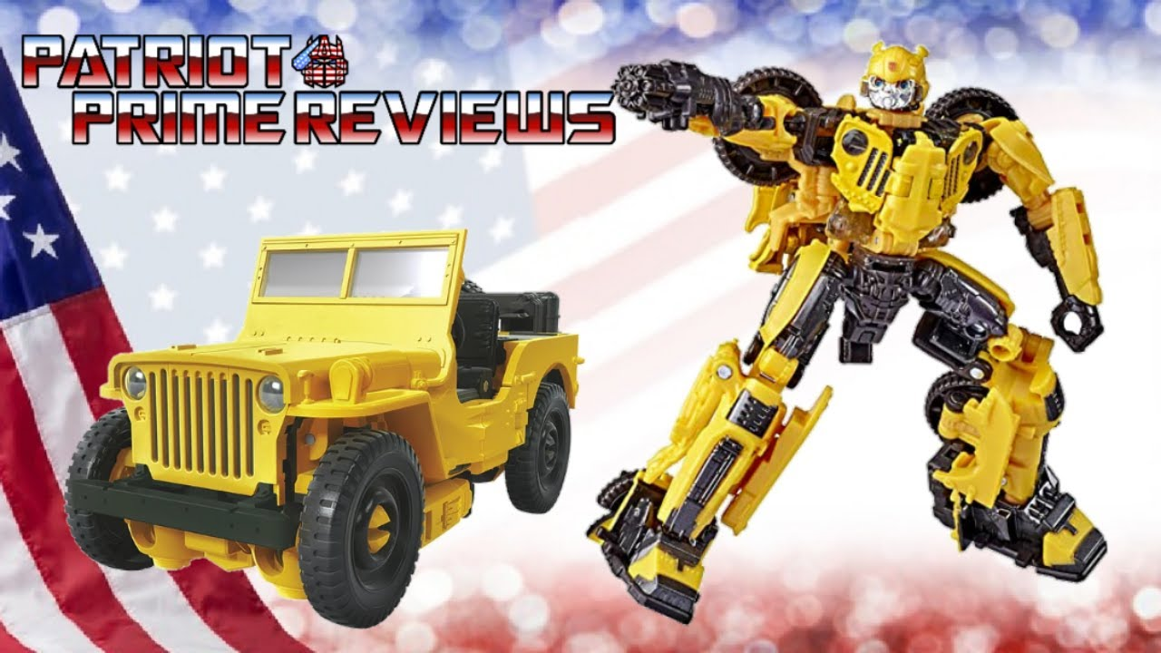 Patriot Prime Reviews Studio Series 57 Offroad Bumblebee