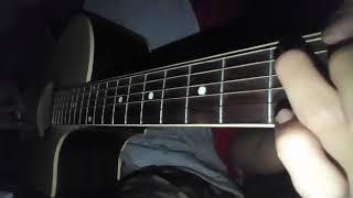 Gambar cover Tentang cinta - ipang ( cover guitar )
