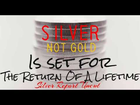 Silver Not Gold Is Set For The Return of a Lifetime