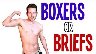 Boxers Or Briefs???