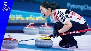 Curling | Women's Gold Highlights | Pyeongchang 2018 | Eurosport
