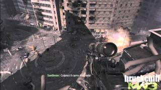Call of Duty: Modern Warfare 3 Walkthrough (ITA)-14- Terra bruciata