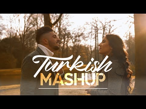 TURKISH MASHUP - Yasin Ask & Esra Sharmatic (Iki Aşık, Aleni Aleni, Ona göre, Gömün beni Çukura)