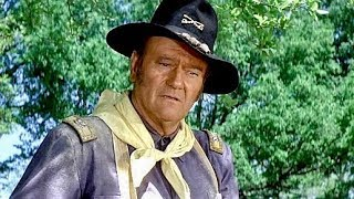 The Undefeated | WESTERN MOVIE | John Wayne | HD 1080p | Full Length Classic Western Film