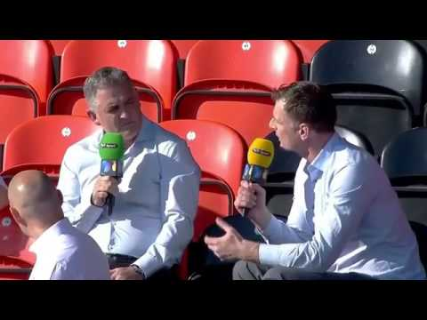 BTSport Football. Chris Sutton and the team are joined by Owen Coyle and Alex Neil. 2017 0