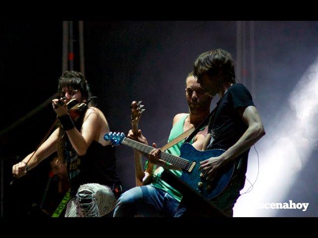 Vídeo: La Gran Pegatina en el Chanclas Festival de Lucena
