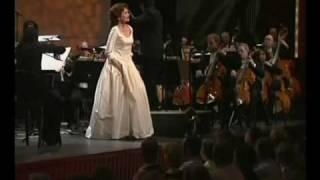 """Inga Nielsen singt """"Dich teure Halle grüß ich wieder"""" aus """"Tannhäuser"""""""