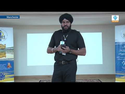 Launch Of Sikh Police Association In Manchester