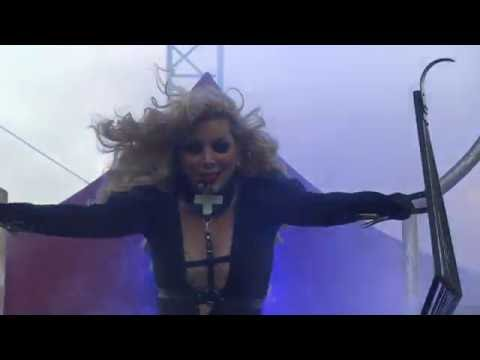 In This Moment - Sick Like Me Rock USA 2016 Oshkosh Wisconsin