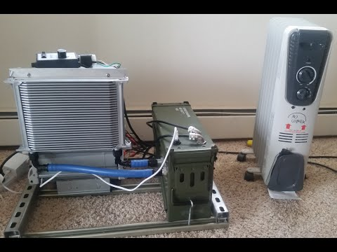 World's Most Expensive Space Heater -World's Least Expensive (and Quietest) Heat - Bitcoin Mining