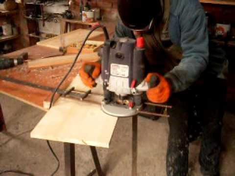 Основные правила работы фрезером по дереву для начинающих
