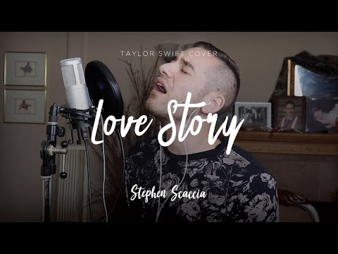 Love Story - Taylor Swift (cover By Stephen Scaccia)