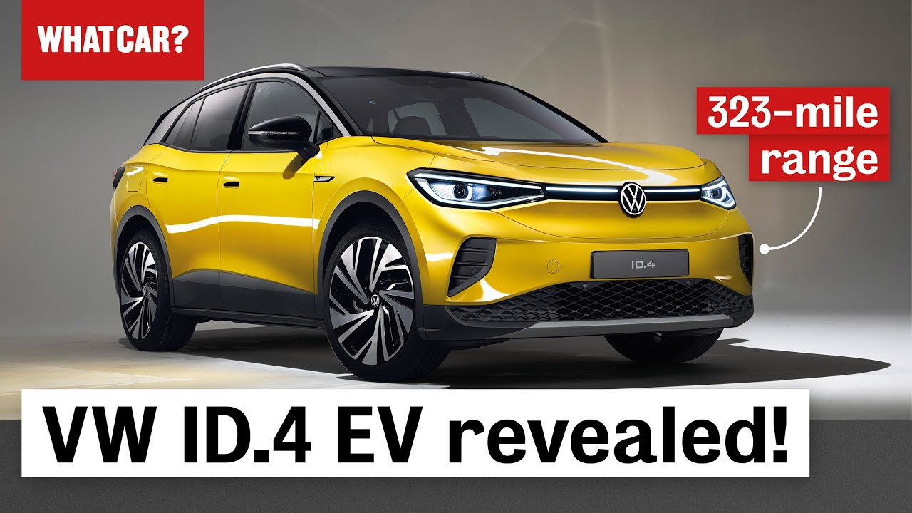 New VW ID 4 electric SUV – enough to take on the Tesla Model Y?   What Car?
