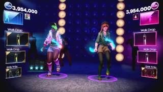 Dance Central Spotlight Gameplay