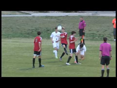 Matthew Coakley #2 Freshman John Paul II Varsity Soccer Highlights 2016