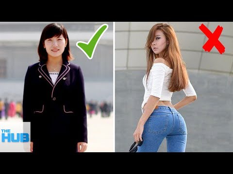 Thumbnail: 10 Differences Between NORTH and SOUTH Korea