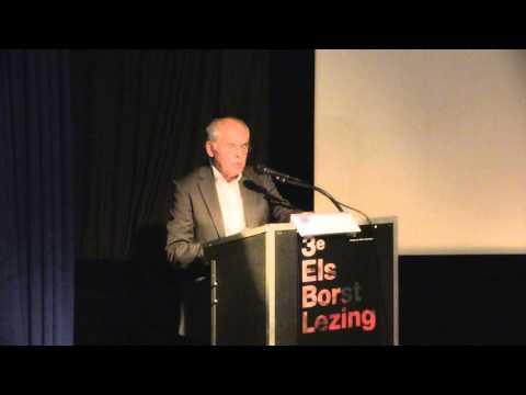 3e Els Borst Lezing Bert Keizer: De mens achter de moleculen