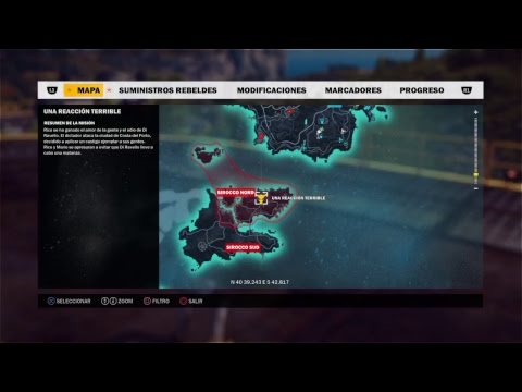JUST CAUSE 3: CAPITULO 3