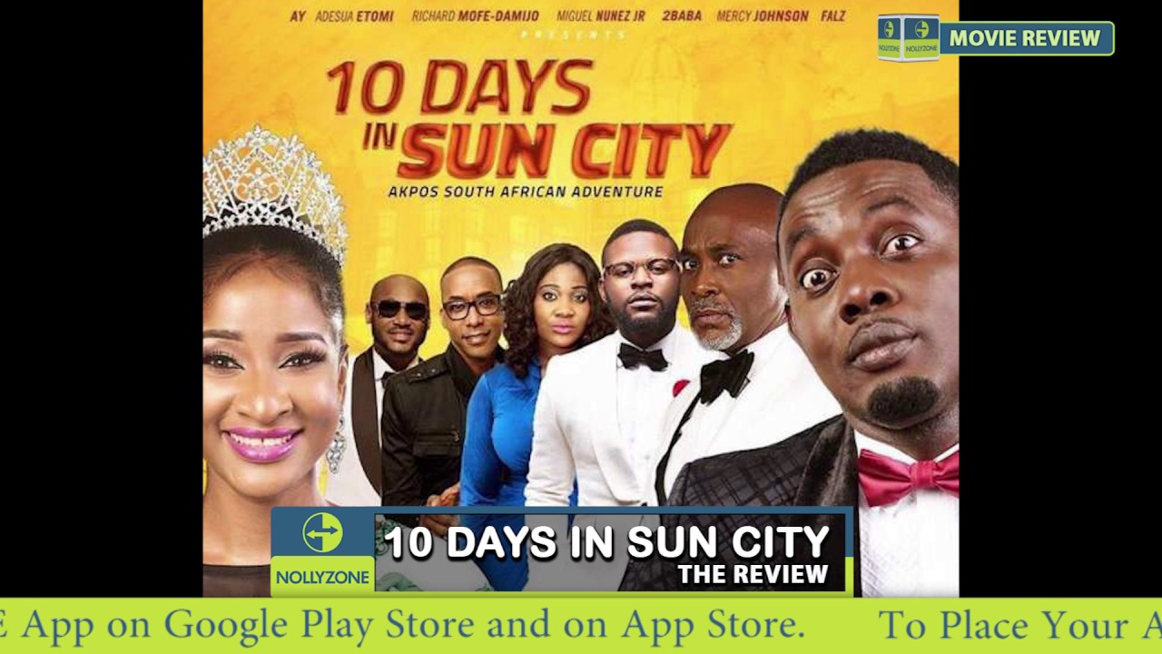 Download 10 Days In Sun City Movie Review