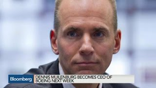 Boeing Taps Muilenburg to be New CEO