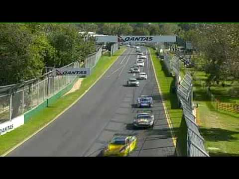 F1 Australian Grand Prix Race 1 Part 2 - 2010 Vodka O Australian GT Championship