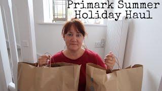 Primark Summer Clothing Haul- Holiday!!!!