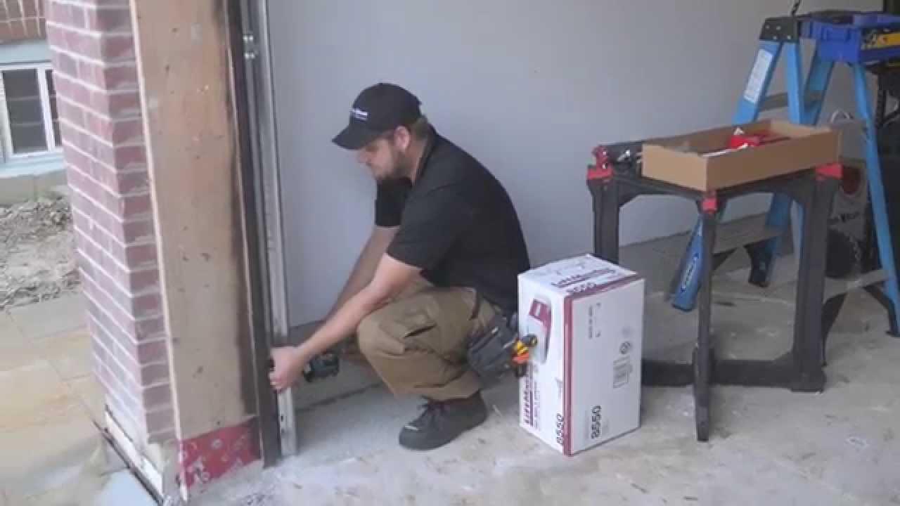 Installing Richards Wilcox Garage Door Episode 205