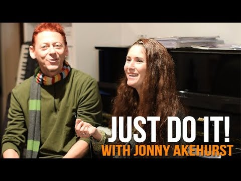Chat with Jonny Akehurst - Just Do it (A Lot)!