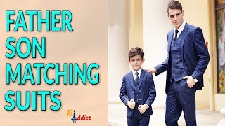 Buy Father And Son Matching Wedding Suits Online