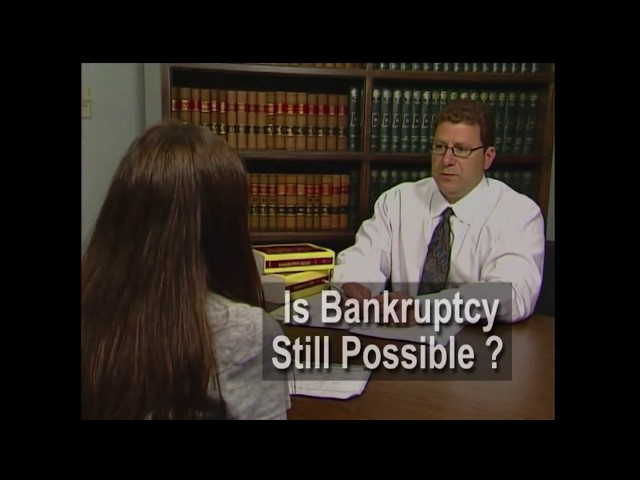 Is Bankruptcy Still Possible? Indianapolis Bankruptcy Attorney Mark S. Zuckerberg