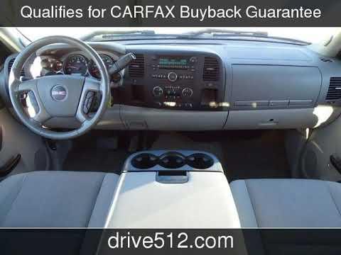 2011 GMC Sierra 1500 SLE Used Cars - Austin,TX - 2019-03-08
