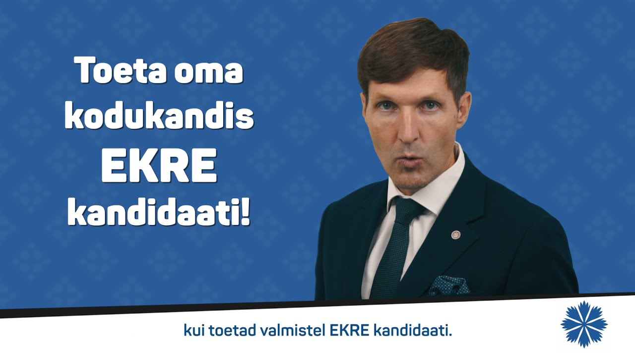 Meie armastame Eestit!