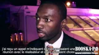 "Jamie Hector aKa Marlo Stanfield : ""I guess he was a boss"" [Interview Cannes 2013]"