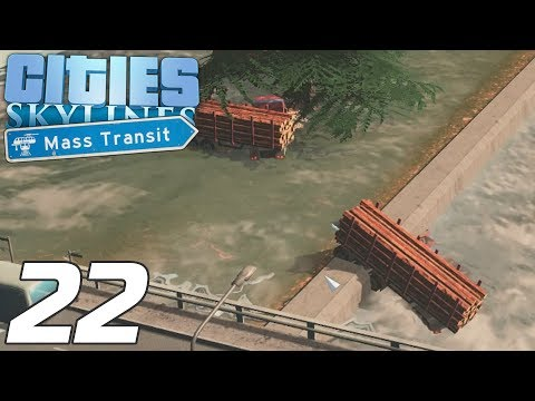 Silicon Valle(y)  wird GEFLUTET! 💦 | Cities: Skylines #022