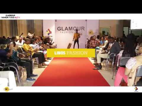 Glamour Fashion Togo act 1 dans les collections de Linos Fashion