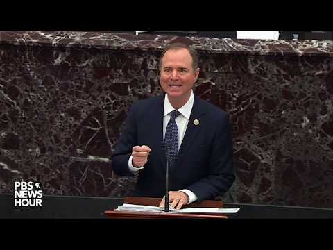 WATCH: Rep. Schiff's full opening argument in the Trump impeachment trial | Trump impeachment trial
