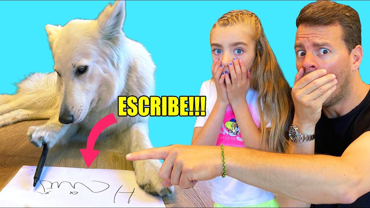 ALMA ESCRIBE EN UN PAPEL UN SECRETO DE LUIS Itarte Vlogs