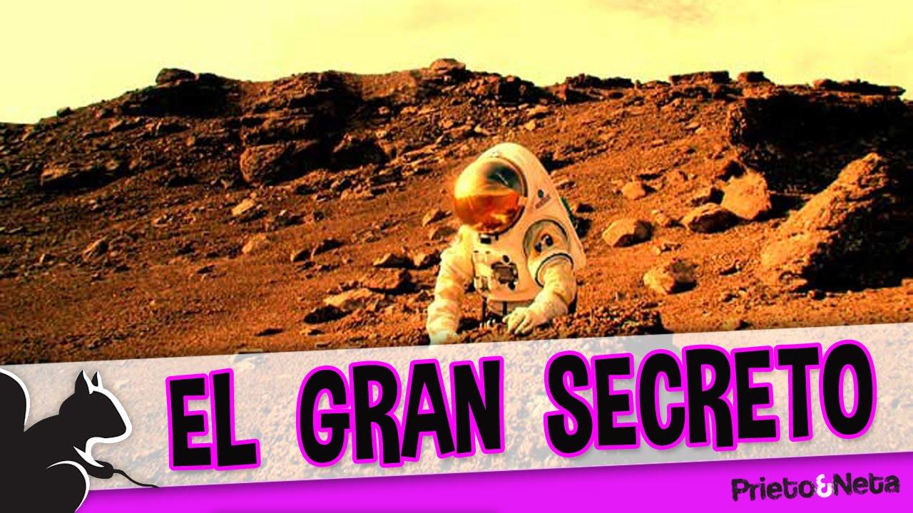 La NASA revela el NUEVO GRAN SECRETO de Marte (TODOS LOS ...