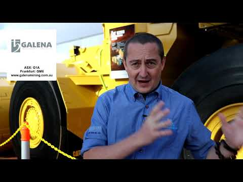 Mining Scout Company Introduction Galena Mining Ltd. @Diggers & Dealers August 2019