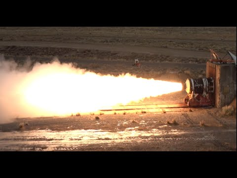 Aerojet Rocketdynes Successful Test of an Advanced Large Solid Rocket Motor