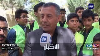 """انطلاق المرحلة الثانية من حملة """"أردن النخوة"""" (27-4-2019)"""