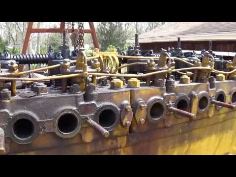 Caterpillar Generator Set Repair Part 3 (Tear Down #1)