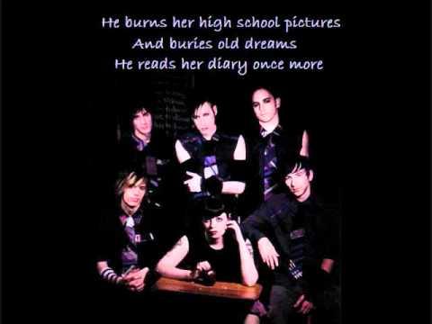 Queen of Hearts - The Birthday Massacre (with lyrics)