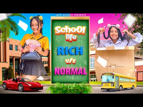 SCHOOL LIFE RICH